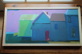 Veronica Fyfe Contemporary Oil on Canvas Painting