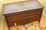 Antique 2 Drawer Bureau