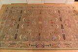 Country Home Collection Hooked Wool Rug