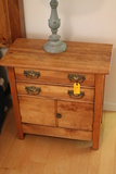 Vintage Maple Commode