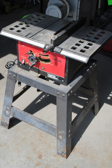 "Master Mechanic 10"" Table Saw MM8022A"