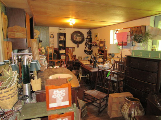 Vintage Furniture & Household (Contents of Room)