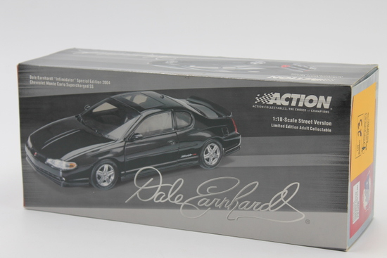 Action Collectibles Dale Earnhardt
