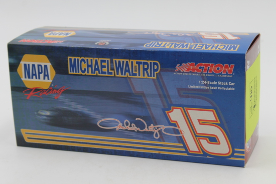 Action Collectibles #15 Michael Waltrip