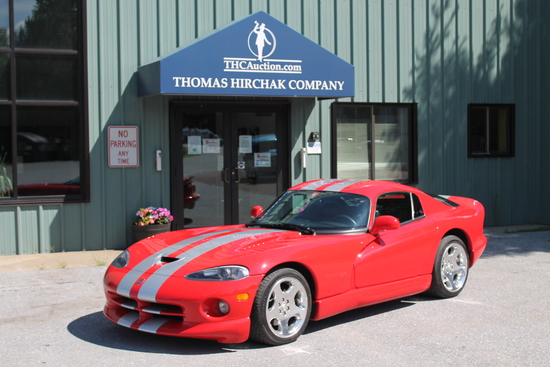 2000 Dodge GTS Viper (Previously owned by NASCAR Champion Bill Elliott!)