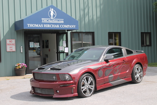 2006 Ford Mustang 2-Door Coupe