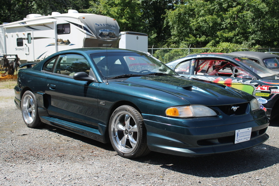 1994 Ford Mustang GT 2-Door Coupe