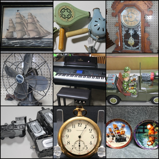 Toys, Antiques & Collectibles