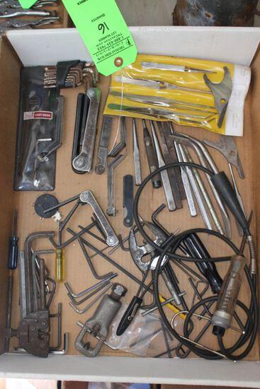 Asst. Mechanic Tools