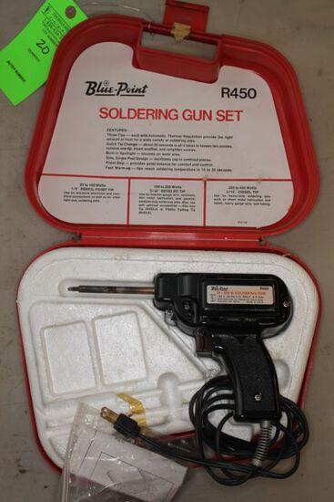 Blue Point Soldering Gun Set