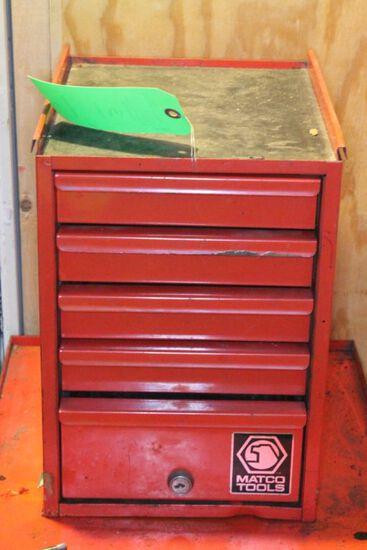 Matco (5) Drawer Toolbox