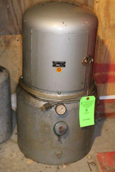 Vintage Pelton Air Compressor