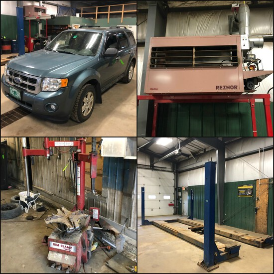 Automotive Lifts, Tools & Equipment