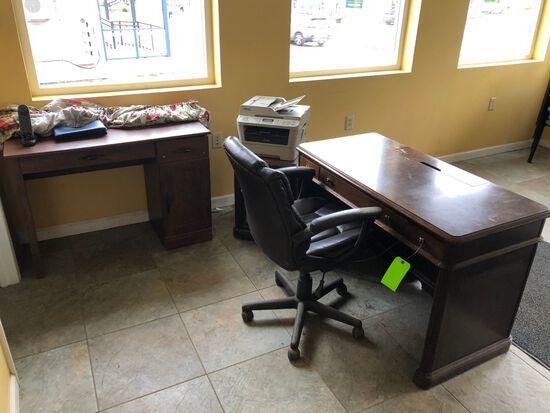 Asst. Office Furniture & Electronics