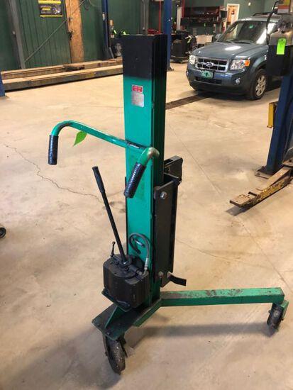 Valley Craft Barrel Lift, 8575B