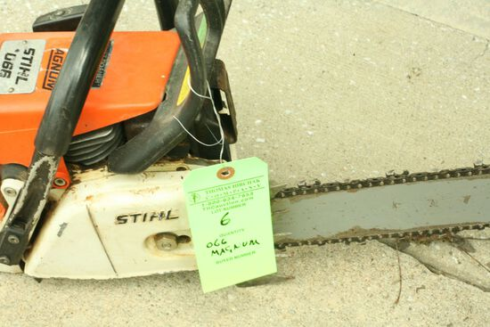 Sthil 066 Magnum Chainsaw