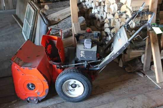 "Ariens 24"" Snowblower"