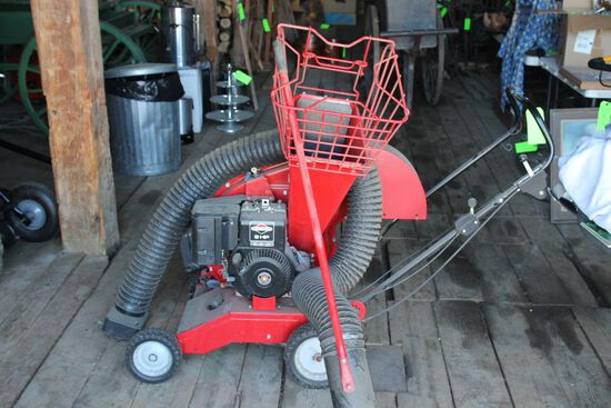 Troy-Bilt/Vac Chipper/Shredder