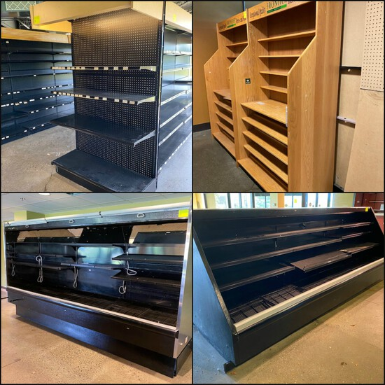 Market Refrigeration & Display Fixtures
