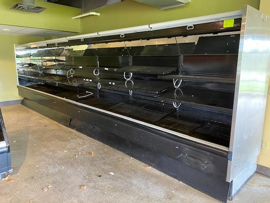 Hussmann 24' Multi-Deck Cooler