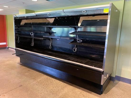 Hussmann 12' Multi-Deck Cooler