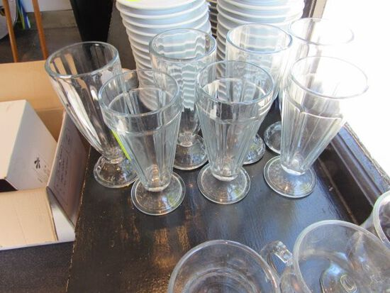 (7) Glass Parfaits