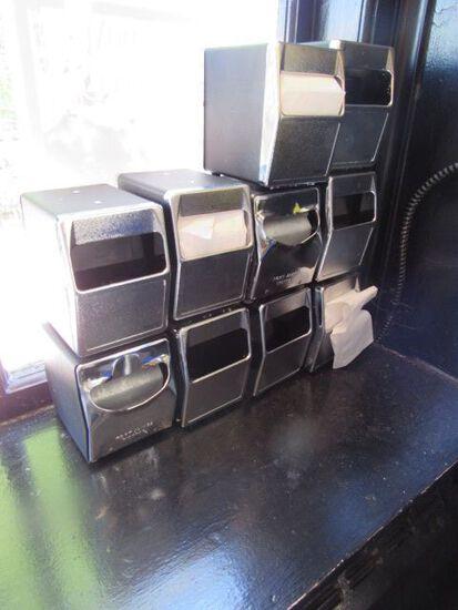 (8) Napkin Dispensers