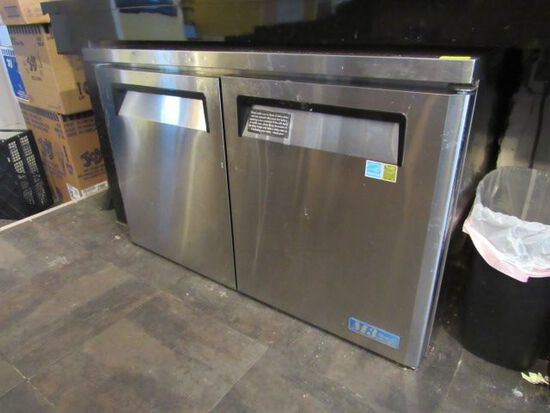 Turbo Air M3 Under Counter Stainless Steel Refrigerator