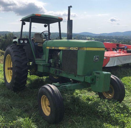 John Deere 4240 Diesel Tractor