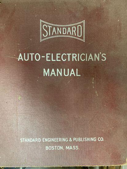 Chilton & Standard Manuals