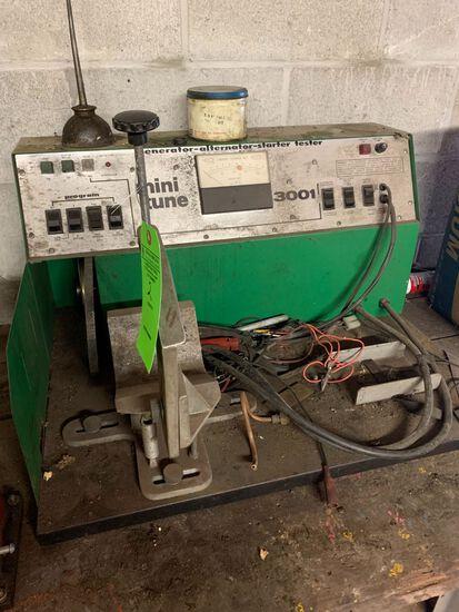 Mini Tune 3001 Generator Alternator Starter Tester