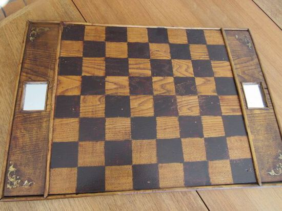Antique Game Board