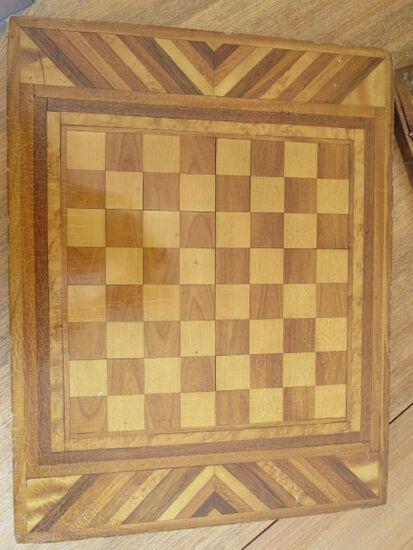 Inlaid Game Board