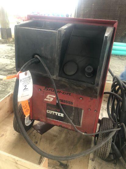 Snap-On YA5550 Plasma Cutter