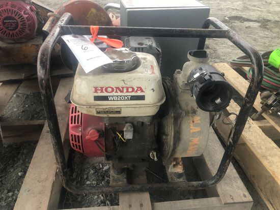 """Honda 2"""" Trash Pump"""
