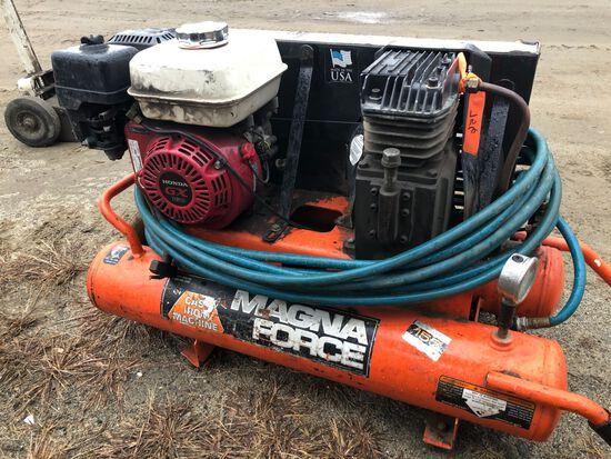Magnaforce Portable Air Compressor