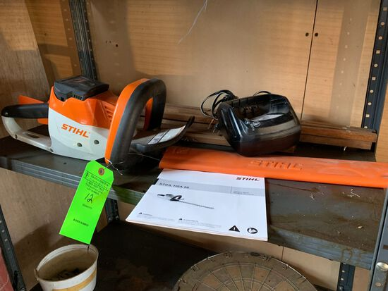 Stihl HAS 56 Battery Operated Hedge Trimmer