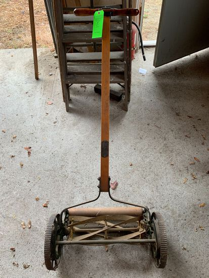 Montgomery Ward 5563 Rotary Lawn Mower