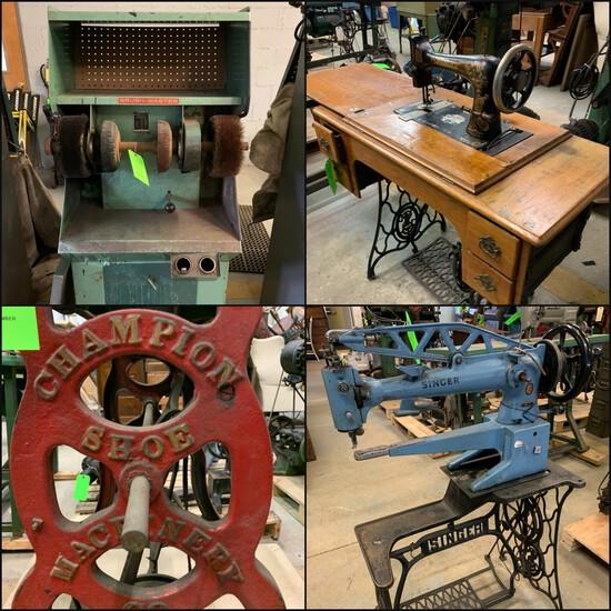 Cobbler Tools & Equipment
