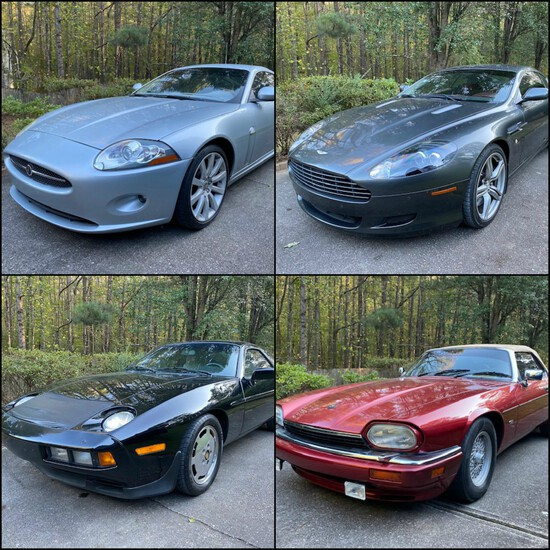 Single-Owner Southern Sports Car Collection