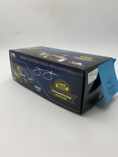Jimmie Johnson #48 Lowes 2006 Monte Carlo SS 2006 Nextel Cup Champion Limited Edition