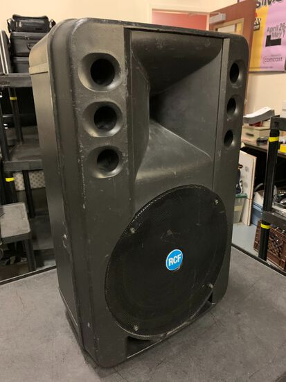RCF R200A 12 in. Two-Way Stage Monitor Loudspeaker