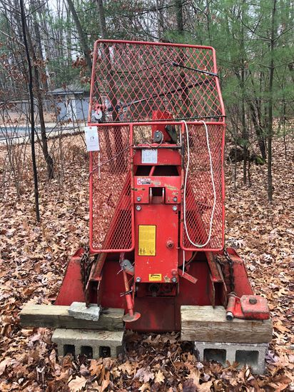 Normet Farmi Logging Winch