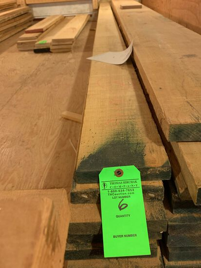 (8) Rough Cypress Boards, approx. 64 BF