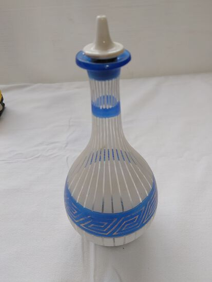Barber Bottle with China Tube