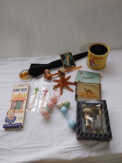 Asst. Collectibles and Tins