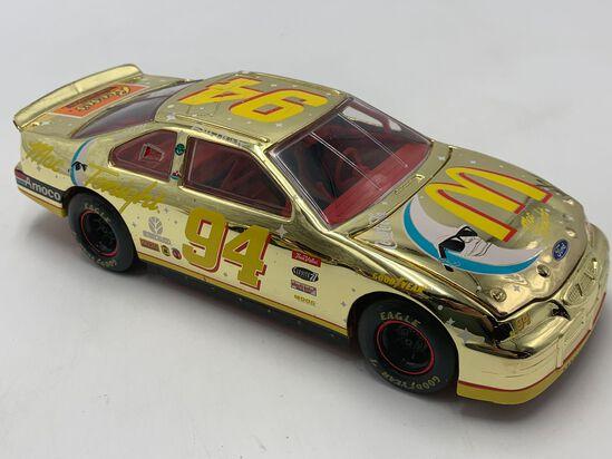 Bill Elliott #94 Gold Racing Champions Mac Tonight