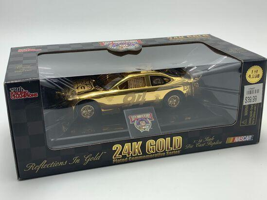 Bill Elliott #94 24K Gold Racing Champions