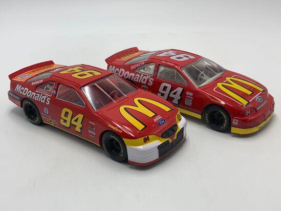(2) Bill Elliott #94 McDonalds Racing Champions