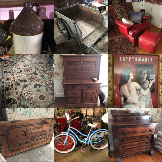 Tools, Antiques, Coins & Collectibles (1277)